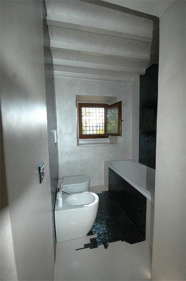 Bagno Color Cemento: Foto e idee per bagni di servizio bagno con.